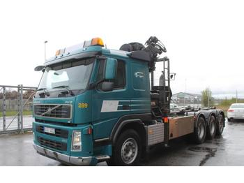 Hook lift truck Volvo FM12 380 8X4