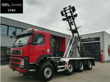 Hook lift truck Volvo FM1950-HT 8X6 / Euro 5 /Manual