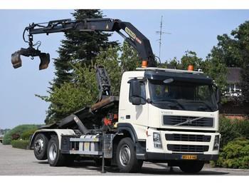 Hook lift truck Volvo FM9/300 !!KRAAN/HAAK!!EURO 5!