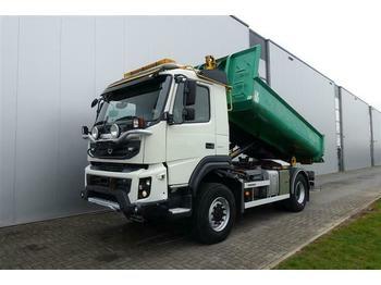 Hook lift truck Volvo FMX330 4X4 PALFINGER HOOK EURO 5