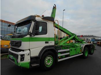Hook lift truck Volvo FMX 450
