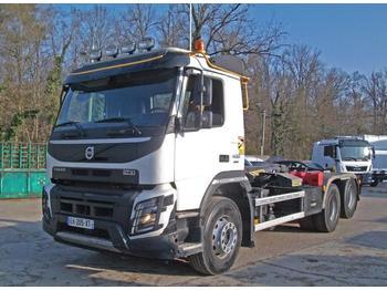 Hook lift truck Volvo FMX 460