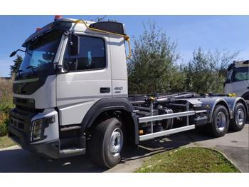 Hook lift truck Volvo FMX 460