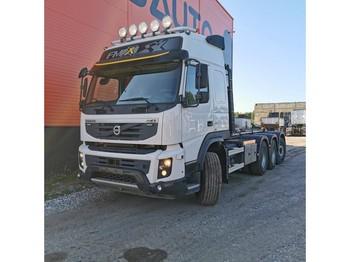 Hook lift truck Volvo FMX 460 8x4