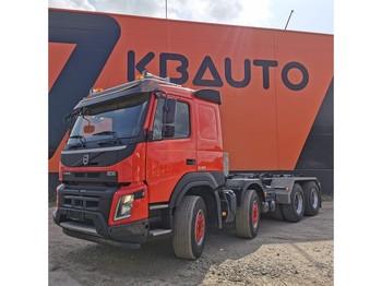 Hook lift truck Volvo FMX 540 8x4