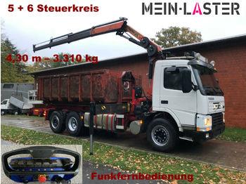 Hook lift truck Volvo FM 12-420 PK 16502 C 12m - 1.000 kg Funk FB