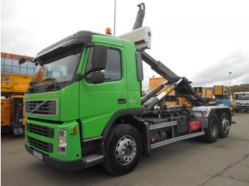 Hook lift truck Volvo FM 360 EURO 4