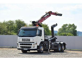 Hook lift truck Volvo FM 380 Abrollkipper 5,20m + LIV L14.69