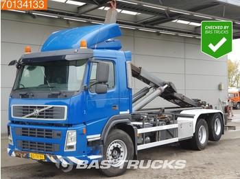 Hook lift truck Volvo FM 400 6X2 Liftachse Euro 5