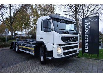 Hook lift truck Volvo FM 410 6x2