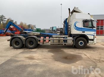 Hook lift truck  Volvo FM 440 lastväxlare