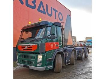 Hook lift truck Volvo FM 460 8x4