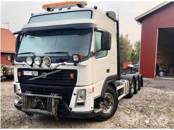 Hook lift truck  Volvo Tridem
