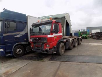 Hook lift truck Volvo terberg 8x4
