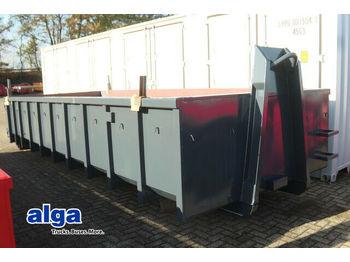 Hook lift truck alga, Abrollbehälter, 15m³, Sofort verfügbar