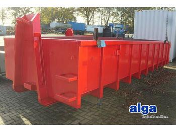 Hook lift truck alga, Abrollbehälter, 15m³, Sofort verfügbar,NEU