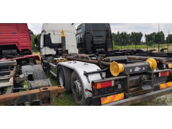 Hook lift truck daf CF