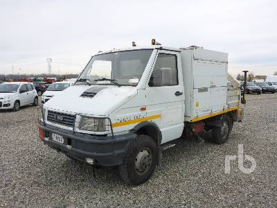 IVECO DAILY 40 10 4x4 truck from Italy for sale at Truck1