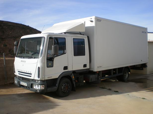 IVECO ML80E17D truck from Spain for sale at Truck1, ID: 651936