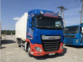 Isothermal truck DAF XF 106.440 E6 105 kontener 6x2 , Super stan: picture 1
