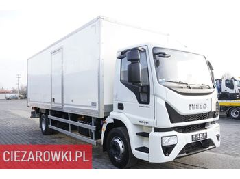IVECO Eurocargo 160E21 - isothermal truck