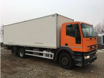 Isothermal truck IVECO Eurotech 240E31