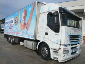 IVECO STRALIS 500 - isothermal truck