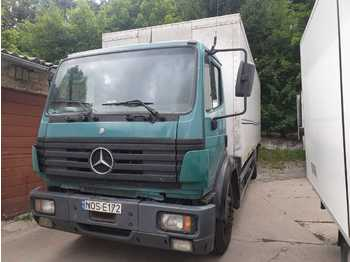 MERCEDES BENZ 1824 - isothermal truck