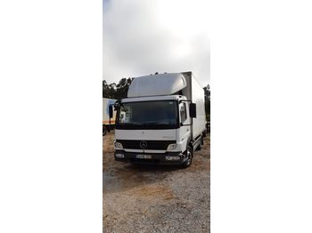 Isothermal truck MERCEDES-BENZ Atego 816