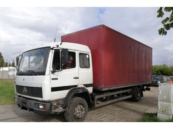 Isothermal truck Mercedes Benz 1320: picture 1