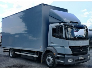 Isothermal truck Mercedes-Benz Axor 1824