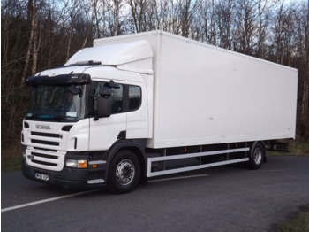 Scania P230 - isothermal truck