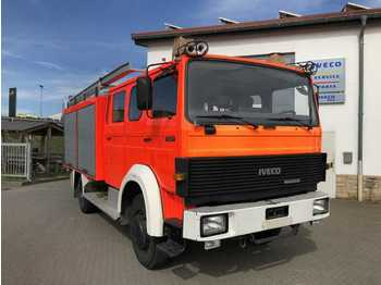 Truck Iveco 120-19 4x4 Allrad LF 16 Feuerwehr: picture 1