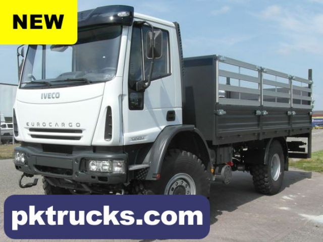 Iveco EUROCARGO ML140E24W truck from Netherlands for sale