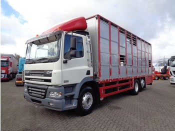 DAF CF 85.340 + Animal transport - livestock truck