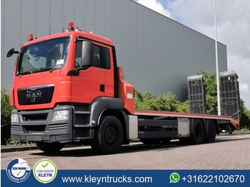 Truck MAN 26.400 hydr.ramps and whinc