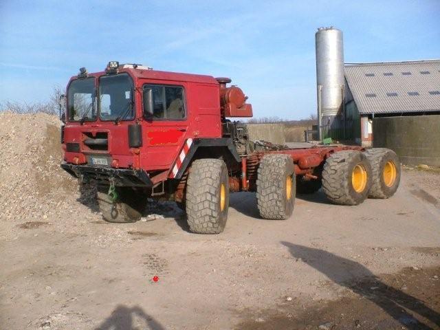 Truck MAN KAT1 M1001 8x8 - Truck1 ID: 825576