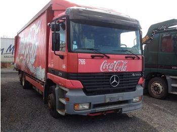 Truck Mercedes-Benz ACTROS 2540: picture 1