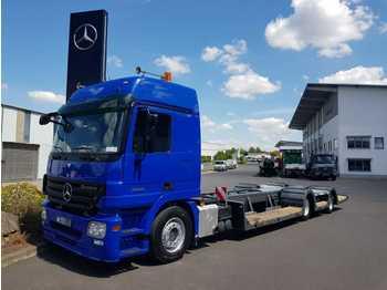 Mercedes-Benz Actros 3044 LL 6x2 Forstmaschinentransporter  - truck