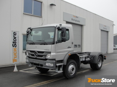 Mercedes benz atego 1324 ak 4x4 truck from belgium for for Mercedes benz truck 4x4