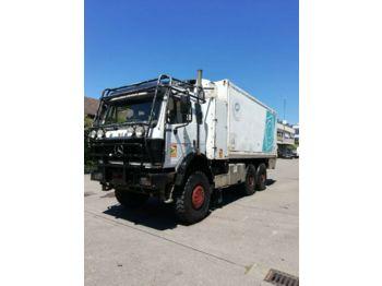 Truck Mercedes-Benz SK 2635 AK 6X6 8M ALLRAD  EXPEDITIONS LKW