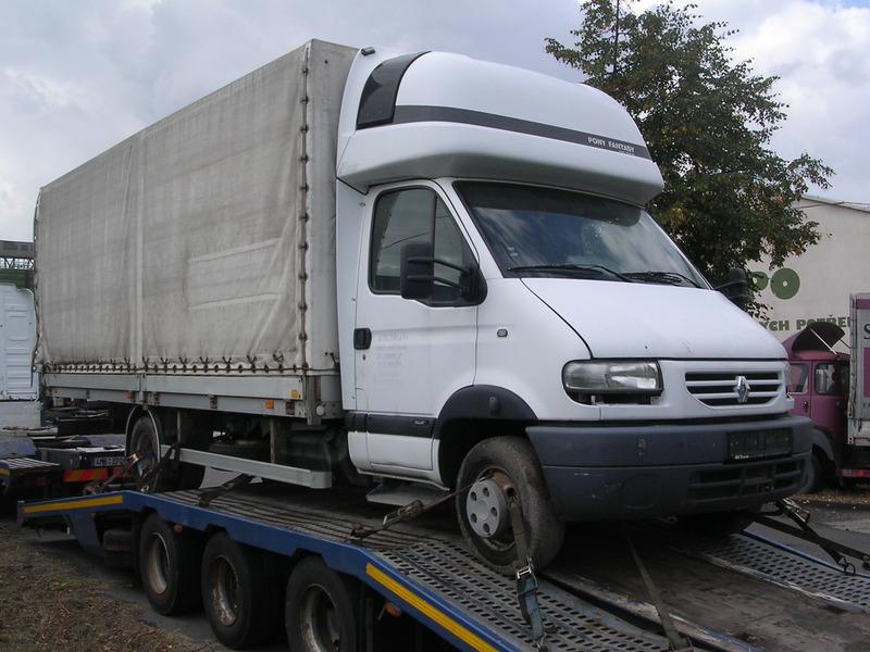 renault mascott 150 65 truck from czech republic for sale at truck1