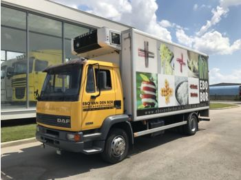 DAF 55.180 ATI EURO2 MANUAL + CARRIER + LBW *TOP* - refrigerator truck