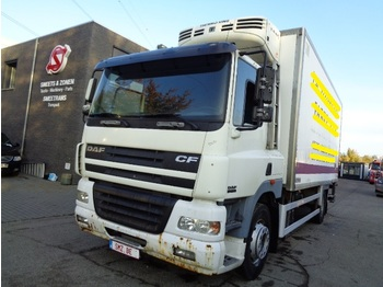 Refrigerator truck DAF 85 CF 340 thermoking ts300