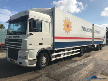 Refrigerator truck DAF 95XF380 E3 Koel-vries combi AE48XS: picture 1