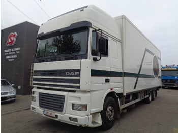 Refrigerator truck DAF 95 XF 430 SuperSpacecab EX nl truck TOP 1a: picture 1