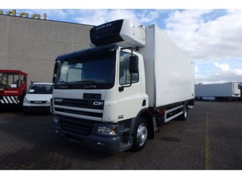 Refrigerator truck DAF CF 75.250 + MANUAL + Carrier