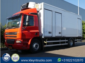 Refrigerator truck DAF CF 75.250 carrier side doors