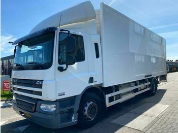 Refrigerator truck DAF FA CF 75.250 EEV + CARRIER VECTOR 1850 CITY