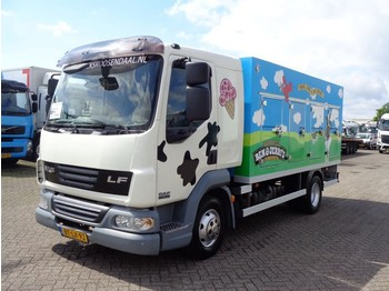 Refrigerator truck DAF LF45.160 + Euro 5 + cooling system